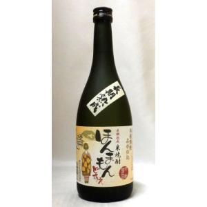ほんまもんどすえ 米焼酎 25度 720ml  (株)北川本家 京都の酒 伏見|e-sakedot