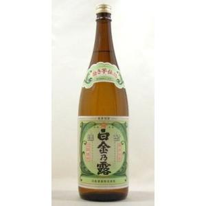 白金乃露 芋焼酎 25度 1800ml 「鹿児島」白金酒造(株)|e-sakedot