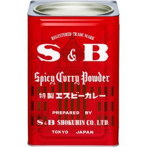 カレー粉10kg 特製エスビーカレー赤缶 業務用カレー粉 エスビー赤缶カレー粉 SB S&B|e-sbfoods