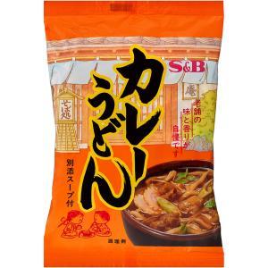 エスビーカレーうどん(30食入り) 麺 口コミ インスタント 煮込みうどん SB S&B エスビー食品|e-sbfoods