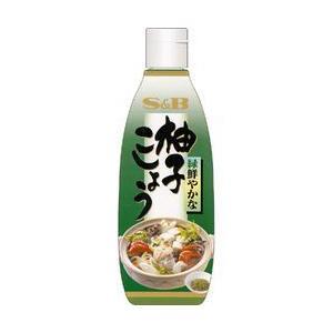 柚子こしょう280g(業務用チューブ) S&B SB エスビー食品|e-sbfoods