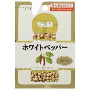 袋入りホワイトペッパー(ホール)16g S&B SB エスビー食品|e-sbfoods