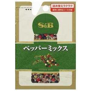 袋入りペッパーミックス11g S&B SB エスビー食品|e-sbfoods
