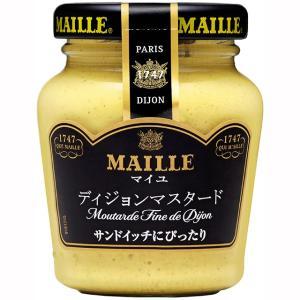 MAILLEディジョンマスタード 108g マイユ S&B SB食品 エスビー食品 クリスマス パーティ|e-sbfoods