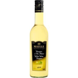 MAILLE 白ワインビネガー 500ml マイユ S&B SB食品 エスビー食品 クリスマス パーティ|e-sbfoods