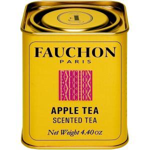 フォション FAUCHON 紅茶アップル(缶入り) 125g フォーション SB S&B エスビー|e-sbfoods