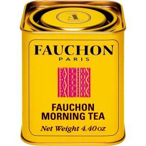 フォション FAUCHON 紅茶モーニング(缶入り) 125g フォーション SB S&B エスビー|e-sbfoods