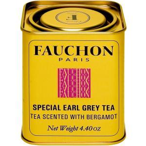 フォション FAUCHON 紅茶アールグレイ(缶入り) 125g フォーション SB S&B エスビー|e-sbfoods
