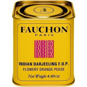 フォション FAUCHON ダージリン(缶入り) フォーション S&B SB食品 エスビー食品|e-sbfoods
