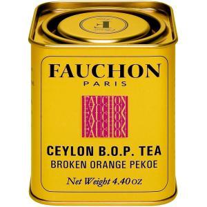 フォション FAUCHON セイロン(缶入り)125g フォーション S&B SB食品 エスビー食品|e-sbfoods