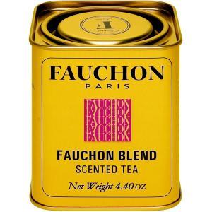 フォション FAUCHON フォションブレンド(缶入り)125g フォーション S&B SB食品 エスビー食品|e-sbfoods