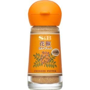 花椒(パウダー) 12g S&B SB エスビー食品|e-sbfoods