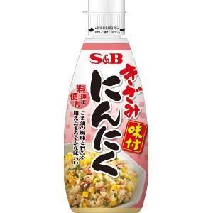 味付きざみにんにく 170g S&B SB エスビー食品|e-sbfoods