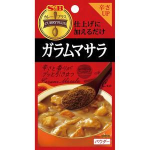 カレープラス ガラムマサラ11g  S&B SB エスビー食品|e-sbfoods