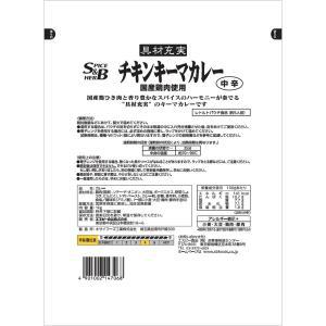 具材充実チキンキーマカレー(国産鶏肉使用)1kg S&B SB エスビー食品|e-sbfoods