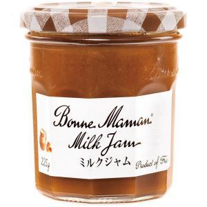 ボンヌママン ミルクジャム225G S&B SB エスビー食品|e-sbfoods