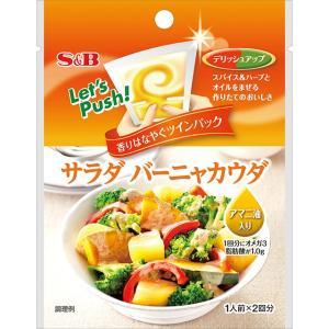 デリッシュアップ サラダバーニャカウダ 20.8g S&B SB エスビー食品|e-sbfoods
