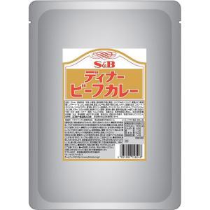ディナービーフカレー1kg S&B SB エスビー食品|e-sbfoods