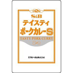 テイスティポークカレーS 3kg×4袋 S&B SB エスビー食品|e-sbfoods