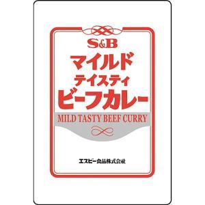 マイルドテイスティビーフカレー3kg×4袋 S&B SB エスビー食品|e-sbfoods
