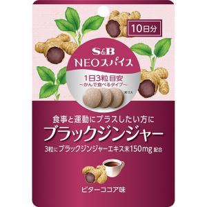 お試し20%OFF NEOスパイスブラックジンジャー(通信販売限定)S&B SB エスビー食品|e-sbfoods