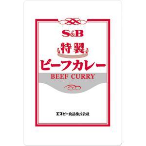 特製ビーフカレー3kg×4袋 S&B SB エスビー食品|e-sbfoods