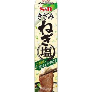 きざみねぎ塩 38g  S&B SB エスビー食品|e-sbfoods