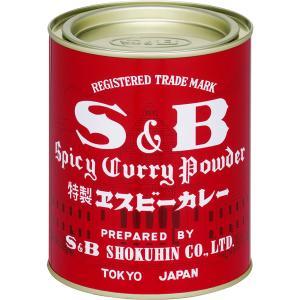 カレー粉 400g 特製エスビーカレー赤缶 業務用カレー粉 エスビー赤缶カレー粉 SB S&B|e-sbfoods