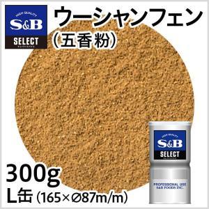 セレクトウーシャンフェン(五香粉) L缶300g 業務用ウーシャンフェン 中華風スパイス S&B SB エスビー e-sbfoods