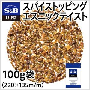 セレクト トッピングスパイス/エスニックテイスト/袋100g S&B SB エスビー食品|e-sbfoods
