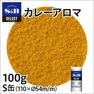 セレクトカレーアロマ S缶100g 業務用 セレクト 香辛料 スパイス S&B SB エスビー|e-sbfoods