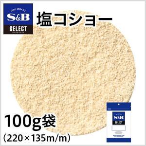 セレクト 塩コショー100g袋入り S&B SB エスビー食品|e-sbfoods