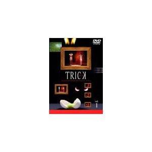 トリック(TRICK) DVD5巻セット(第1話〜10話)|e-sekaiya