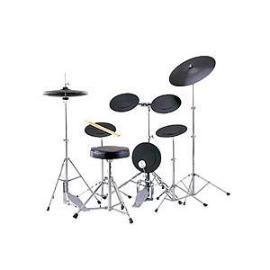 初心者向け 楽器 トレーニング用ドラムセット|e-sekaiya