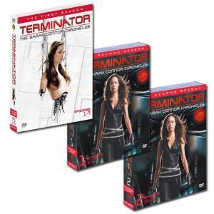 ターミネーター:サラ・コナー クロニクルズ <ファースト&セカンド>DVDセット|e-sekaiya