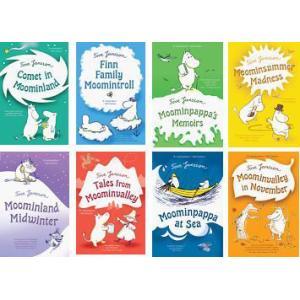 洋書 Moomin(ムーミン・シリーズ) Paperback8冊セット|e-sekaiya