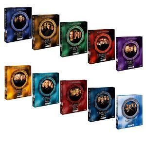 スターゲイト SG-1 オールシーズン(1〜10)全巻 <SEASONSコンパクト・ボックス>セット|e-sekaiya