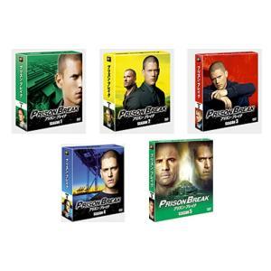 プリズン・ブレイク 全巻オールシーズン(1〜4) <SEASONSコンパクト・ボックス> DVDセット|e-sekaiya
