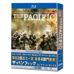Blu-ray トム・ハンクス x スティーヴン・スピルバーグ「ザ・パシフィック(THE PACIFIC) コンプリート・ボックス」 <通常版>|e-sekaiya