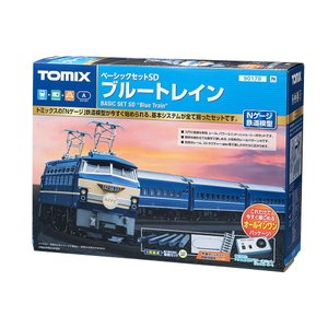 鉄道模型 TOMIX(トミックス) Nゲージ ベーシックセットSD ブルートレイン|e-sekaiya