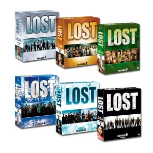 LOST 全巻シーズン1〜6<ファイナル> コンパクト BOX DVD セット