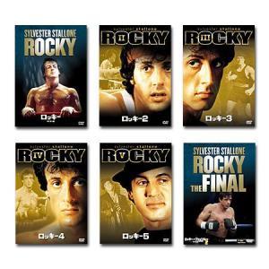 ロッキー(Rocky) 全6巻 DVD セット|e-sekaiya