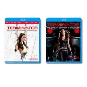 Blu-ray ターミネーター:サラ・コナー クロニクルズ <ファースト&セカンド・シーズン> コンプリート・2タイトルセット|e-sekaiya