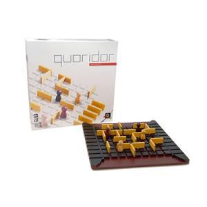 Gigamic<ギガミック社> コリドール-Quoridor-(木製ボードゲーム)|e-sekaiya