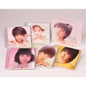 SEIKO SWEET COLLECTION〜80's Hits(聖子スイート・コレクション 〜 80'sヒッツ) CD5枚組 / 松田 聖子|e-sekaiya