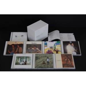 飛んでったとんぼちゃん 1974-1980 オリジナルアルバム CD-BOX (CD8枚組) / とんぼちゃん|e-sekaiya