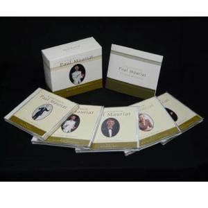 ポール・モーリア(Paul Mauriat) エターナル・メロディーズ (CD5枚組+別冊解説書付き/ 化粧BOX入り)|e-sekaiya
