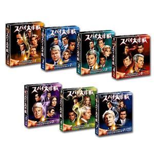 スパイ大作戦 全巻 (シーズン1〜7) <トク選BOX>[DVD]セット|e-sekaiya
