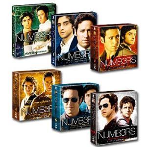 ナンバーズ 天才数学者の事件ファイル 全巻 (シーズン1〜6ファイナル) <トク選BOX> [DVD] セット|e-sekaiya