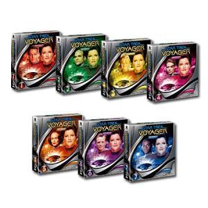 スター・トレック ヴォイジャー シーズン1〜7 <トク選BOX>  [DVD] セット|e-sekaiya